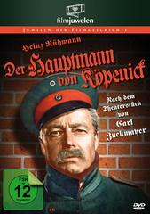 Der Hauptmann von Köpenick Filmplakat
