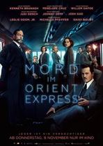 Mord im Orient Express - Filmplakat