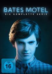 Bates Motel - Die komplette Serie (15 Discs) Filmplakat