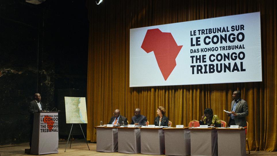 Das Kongo Tribunal Kinostart 16.11.2017, Schweiz/Deutschland 2017