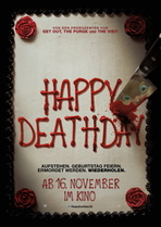 Happy Deathday - Filmplakat