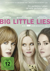 Big Little Lies (3 Discs) Filmplakat