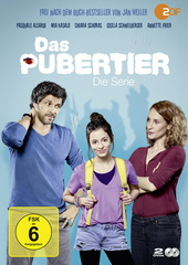 Das Pubertier - Die Serie (2 Discs) Filmplakat