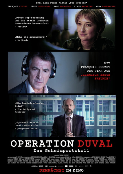 Operation Duval - Das Geheimprotokoll Plakat/Film Bild-2