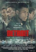 Detroit - Filmplakat
