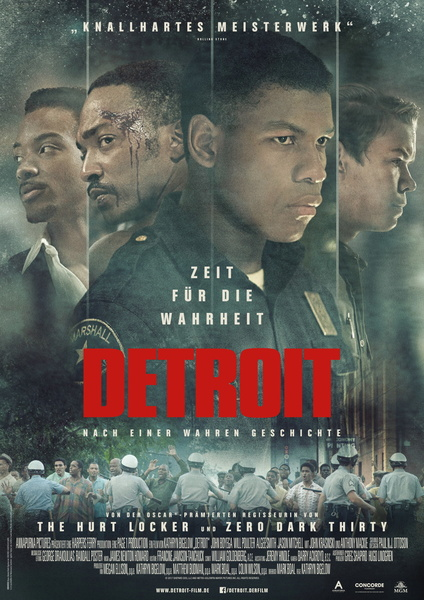 Detroit Plakat/Film Bild-2