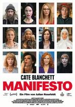 Manifesto - Filmplakat
