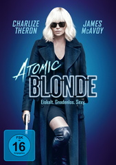 Atomic Blonde Filmplakat