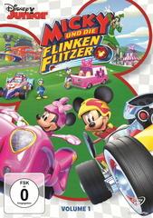 Micky und die flinken Flitzer (Volume 1) Filmplakat