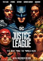 Justice League - Filmplakat
