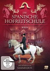 Die Spanische Hofreitschule Wien - Die komplette Sammelbox (3 Discs) Filmplakat