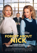 Forget About Nick - Filmplakat