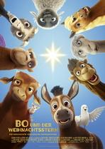 Bo und der Weihnachtsstern - Filmplakat