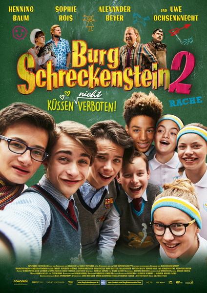 Burg Schreckenstein 2 Plakat/Film Bild-2