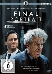Final Portrait Filmplakat