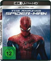 The Amazing Spider-Man (4K Ultra HD) Filmplakat
