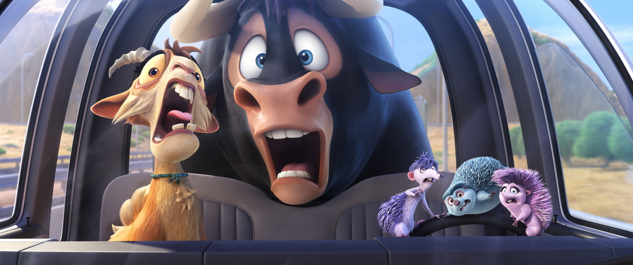 Ferdinand - Geht STIERisch ab! Ferdinand, Kinostart 14.12.2017, USA 2017, 3D