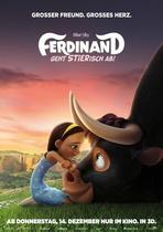 Ferdinand - Geht STIERisch ab! - Filmplakat