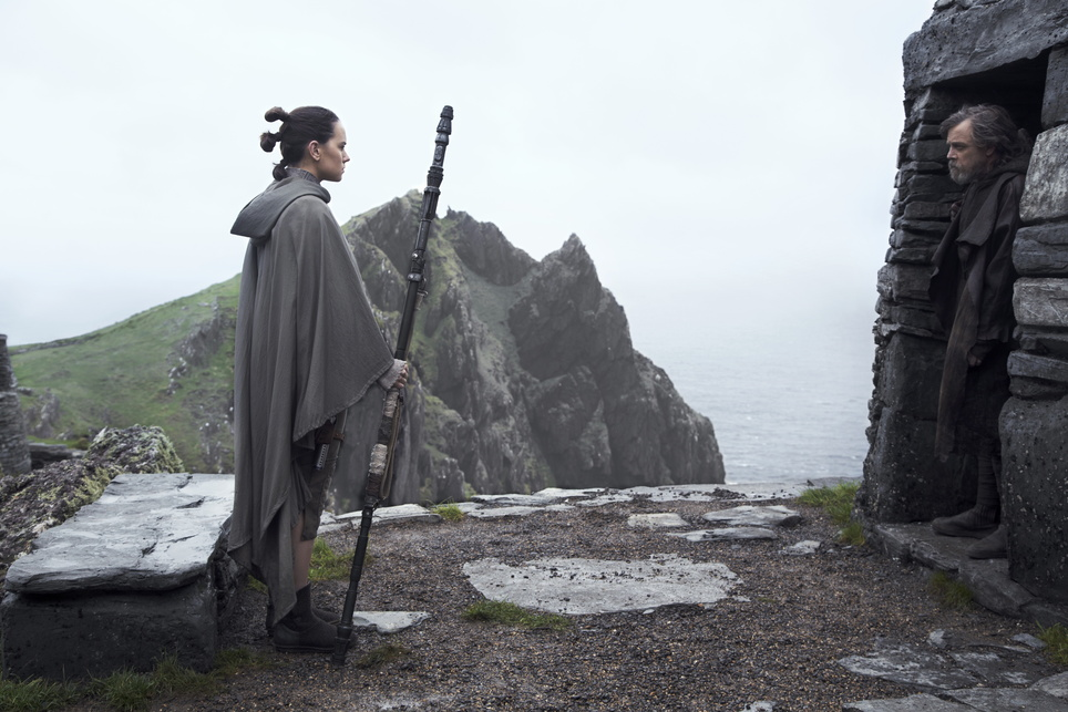 Star Wars: Die letzten Jedi Star Wars: Episode VIII - The Last Jedi, Kinostart 14.12.2017, USA 2017, 3D