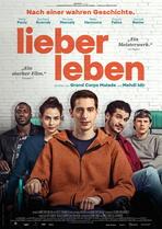 Lieber leben - Filmplakat