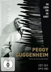 Peggy Guggenheim - Ein Leben für die Kunst Filmplakat