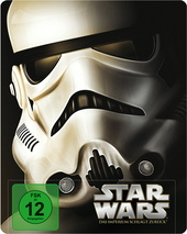 Star Wars: Das Imperium schlägt zurück (Limited Edition, Steelbook) Filmplakat