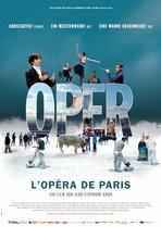 Oper. L' opéra de Paris - Filmplakat