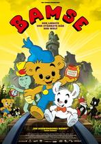 Bamse - Der liebste und stärkste Bär der Welt - Filmplakat