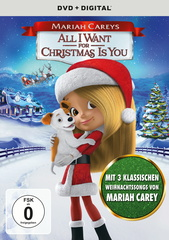 Mariah Carey's All I Want for Christmas Is You Filmplakat