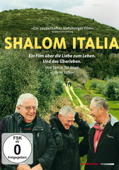 Shalom Italia (OmU) Filmplakat