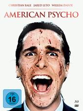 American Psycho (Mediabook, + 2 DVDs) Filmplakat