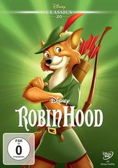 Robin Hood (Disney Classics) Filmplakat