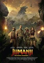 Jumanji: Willkommen im Dschungel - Filmplakat