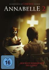 Annabelle 2 Filmplakat