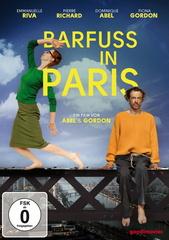 Barfuß in Paris Filmplakat