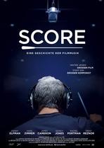 Score - Eine Geschichte der Filmmusik - Filmplakat