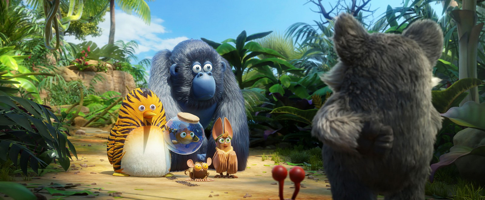 Die Dschungelhelden - Das grosse Kinoabenteuer