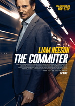 The Commuter - Filmplakat