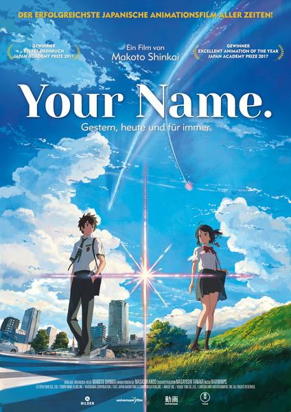 Your Name. - Gestern, heute und für immer Plakat/Film Bild-2