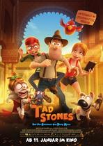 Tad Stones und das Geheimnis von König Midas - Filmplakat