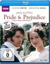 Pride and Prejudice - Stolz und Vorurteil (2 Discs) Filmplakat