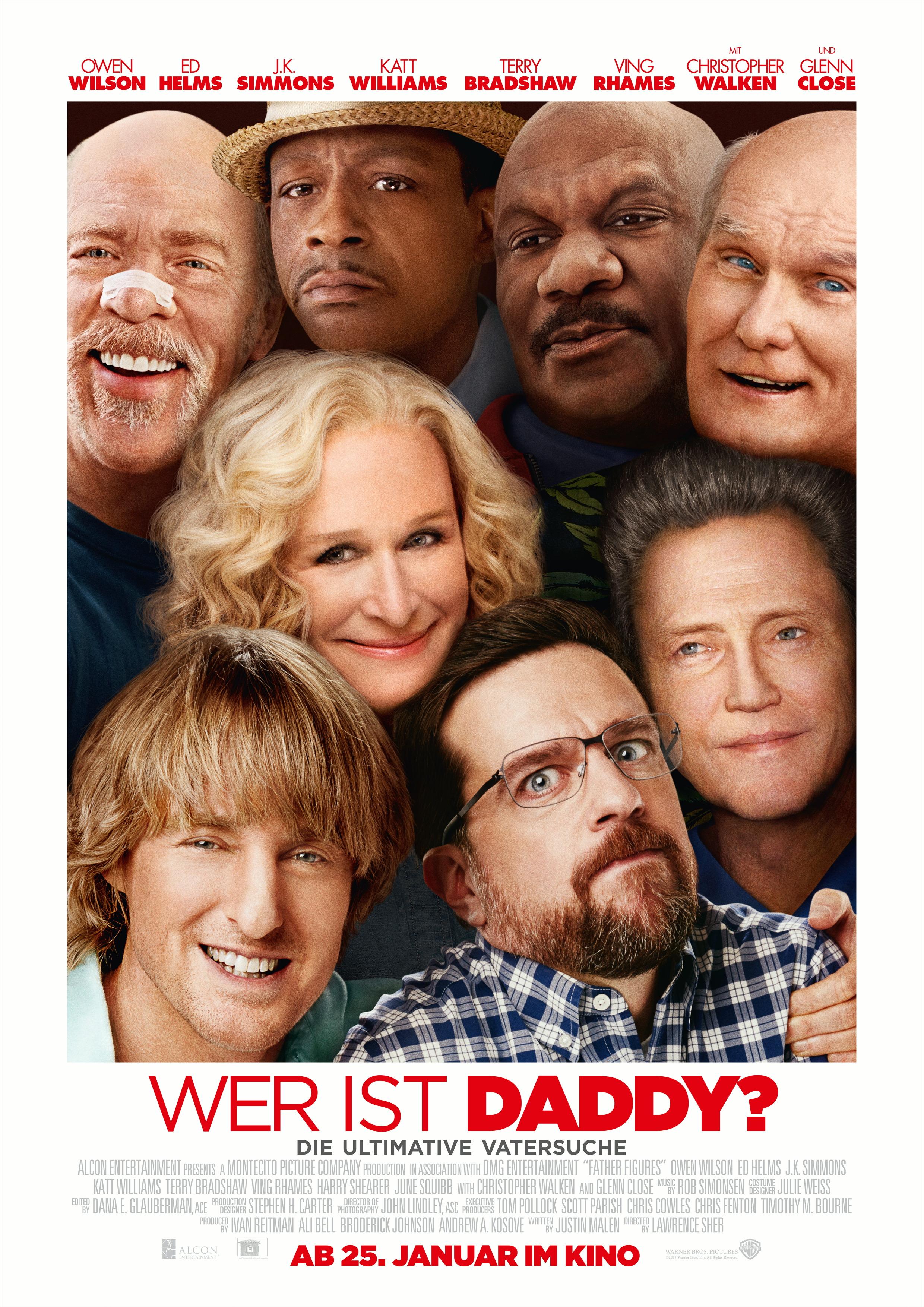 Wer ist Daddy?