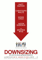 Downsizing - Filmplakat