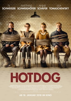 Hot Dog - Filmplakat