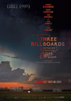 Three Billboards Outside Ebbing, Missouri - Filmplakat