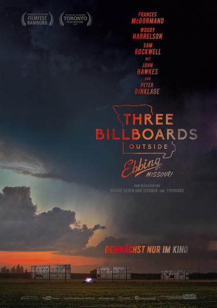 Three Billboards Outside Ebbing, Missouri Plakat/Film Bild-2