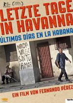 Letzte Tage in Havanna - Filmplakat