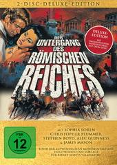 Der Untergang des Römischen Reiches (Deluxe Edition, 2 Discs) Filmplakat