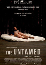 The Untamed - Filmplakat