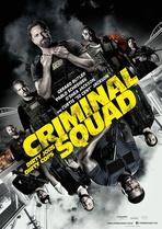 Criminal Squad - Filmplakat